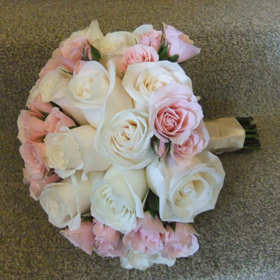 Round Classic All Roses - Columbus Flower Co